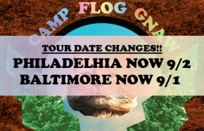 Made in America & Baltimore Tour Date Changes!