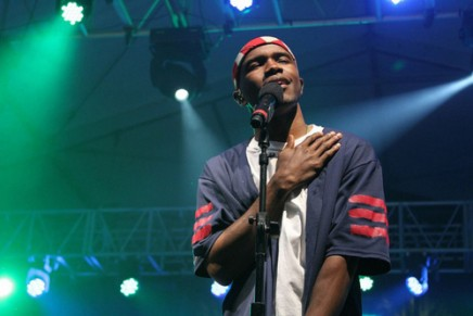 Frank Ocean LIVE at the MTV Video Music Awards