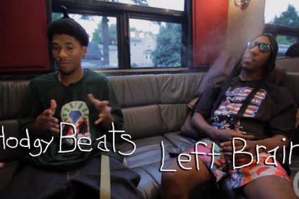 Mellowhype x Pitchfork TV +1