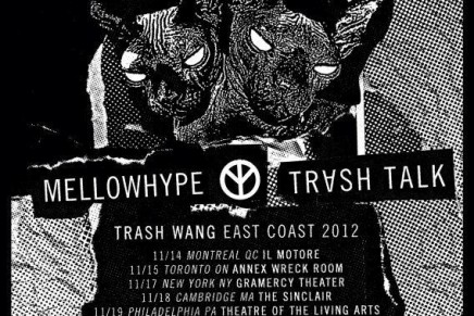 Trash Wang East Coast Tour 2012
