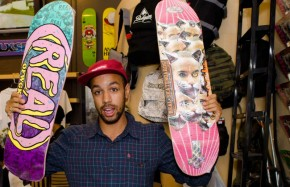 Chima x Odd Future Deck Release Party