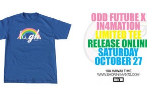 In4mation x Odd Future Tee