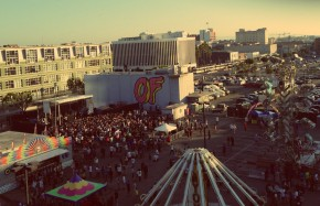 OF Tour 2012 - OFWGKTA Carnival, Los Angeles