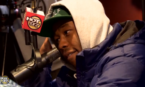 Tyler on Hot 97