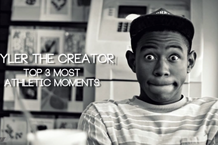 Tyler, The Creator's Most Athletic Moments (w/ Peter Rosenberg)