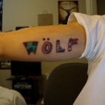 Getting a Wolf Tattoo (Video) plus more OFWGKTA Fan Tattoos