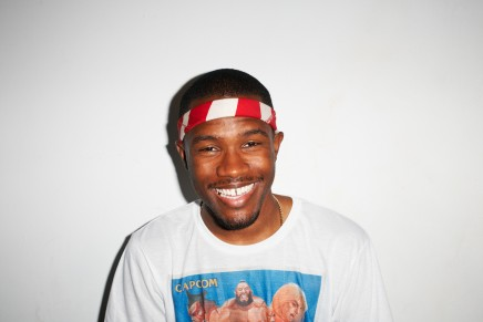 Frank Ocean Named Person of the Year at the Webby Awards
