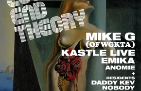 Mike G @ Low End Theory on Wednesday Night
