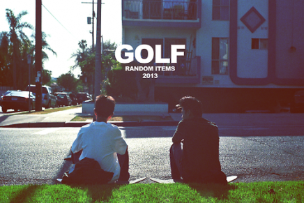 New GOLF Clothing at the OF Store (410. N Fairfax, Los Angeles CA) on Friday, May 10th