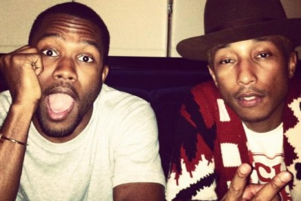 Pharrell Talks Odd Future