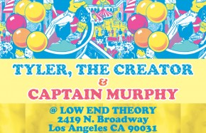 Carnival Preview @ Low End Theory (TOMORROW)