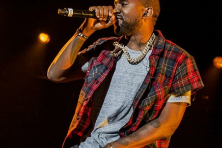 Kanye West Performs At Second Annual Odd Future Carnival