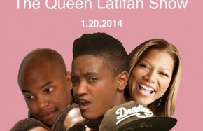 The Internet on the Queen Latifah January 20th