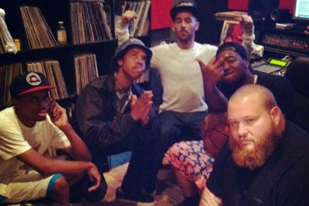 "The Alchemist – ""The G Code"" (feat. Domo Genesis, Action Bronson, & Blu)"