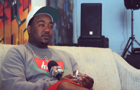 Domo Genesis UNMASKED Interview with The Masked Gorilla