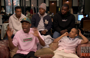 """""""Loiter Squad"""" on HuffPost Live"""