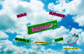 Golfilicious Bubble Gum Commercial